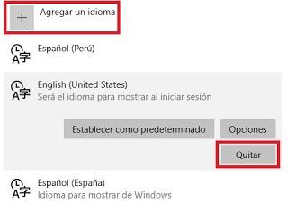Agregar / Quitar idiomas en nuestra PC || Colocar la tilde correctamente en las palabras