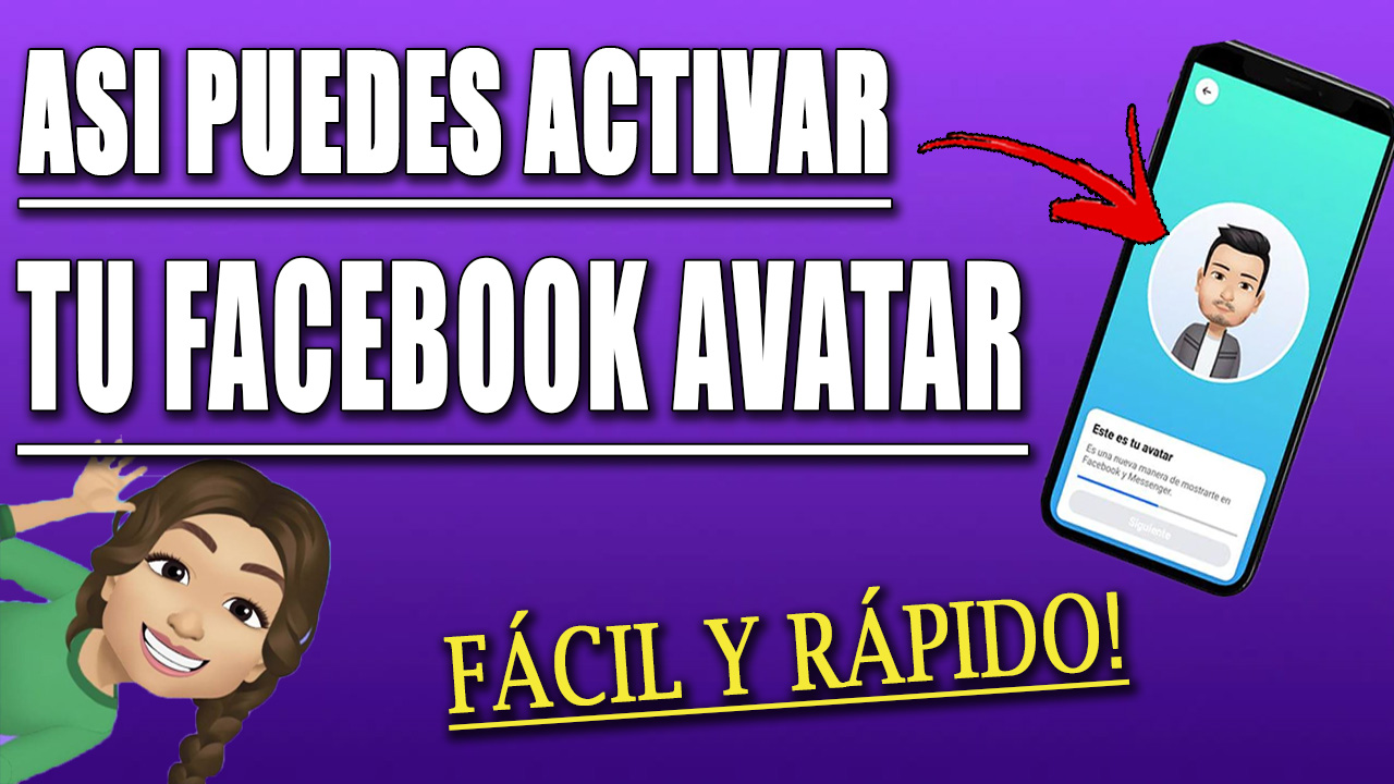 Activar facebook avatar
