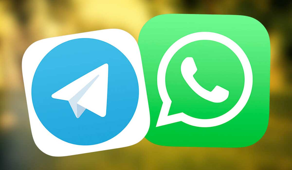 Telegram mejor que whatsapp