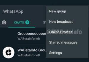 Usar whatsapp en distintos dispositivos