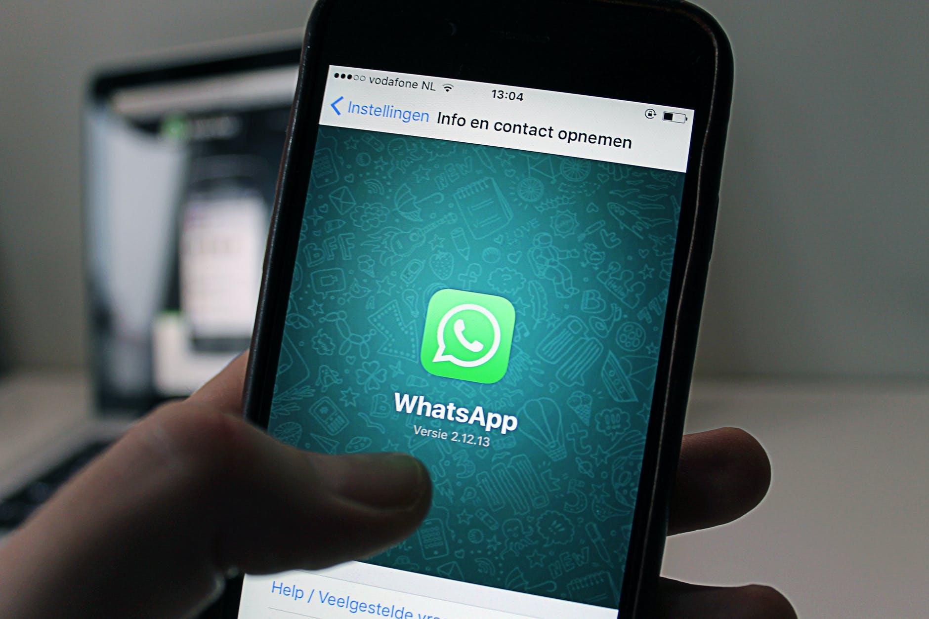 Nuevas funciones de whatsapp antes que acabe el 2020