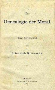 La genealogía de la moral pdf