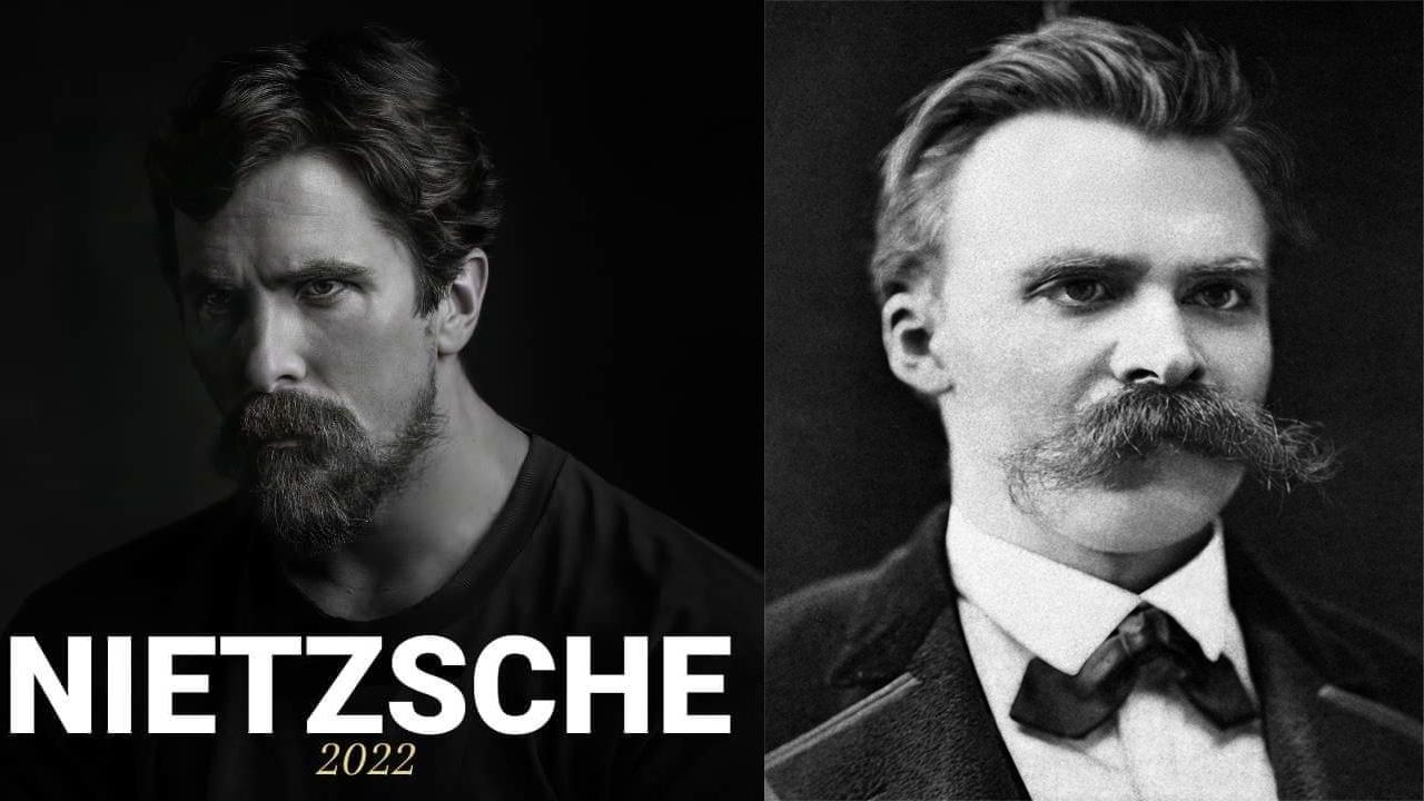 Pelicula de Niezsche interpretado por Christian bale para el año 2022