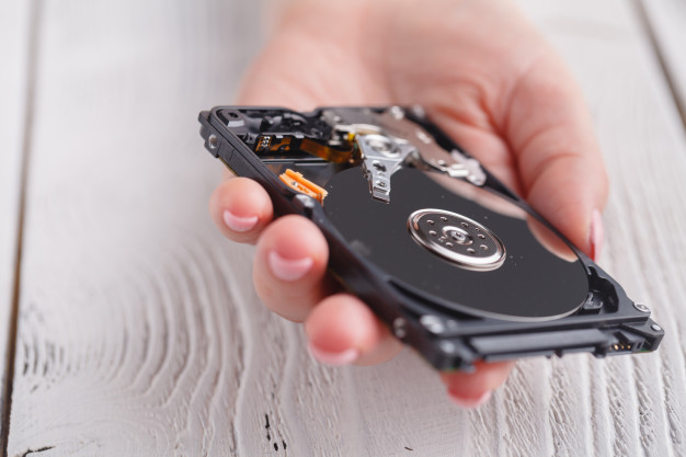 Recuperar archivos de tu disco duro con recuva